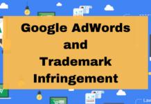 Google Adwords Infringement