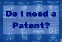 do i need patent