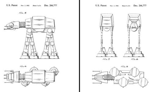 AT-AT Patent