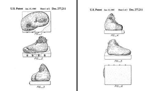 Jabba the Hut Patent