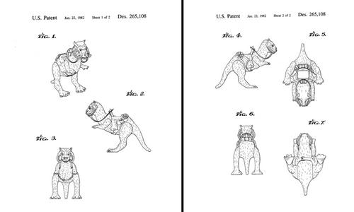 Tauntaun Patent